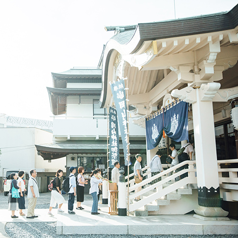茅野祭 / <small>Photo: 中川正子</small>